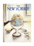 The New Yorker Cover - September 25  1989