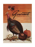 Gourmet Cover - November 1941