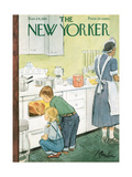 The New Yorker Cover - November 24  1951