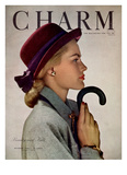 Charm Cover - October 1946