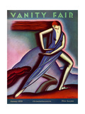 Vanity Fair Cover - January 1929