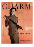 Charm Cover - September 1947