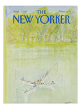 The New Yorker Cover - September 7  1987