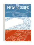 The New Yorker Cover - July 4  1959