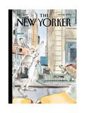 The New Yorker Cover - September 22  2008