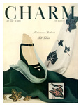 Charm Cover - July 1948
