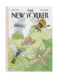 The New Yorker Cover - July 31  2006