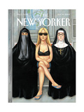 The New Yorker Cover - July 30  2007