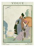 Vogue Cover - May 1918