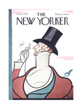 The New Yorker Cover - February 25  1974
