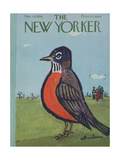 The New Yorker Cover - March 14  1959
