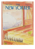 The New Yorker Cover - September 3  1984