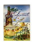 Gourmet Cover - May 1953