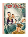 The New Yorker Cover - September 23  1944