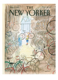 The New Yorker Cover - August 1  1983