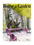 House & Garden Cover - March 1947