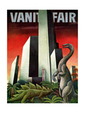Vanity Fair Cover - April 1933