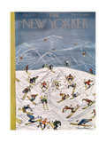 The New Yorker Cover - February 5  1955