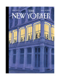 The New Yorker Cover - April 13  2009