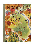 The New Yorker Cover - October 22  1938