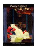 House & Garden Cover - November 1922