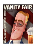 Vanity Fair Cover - September 1932