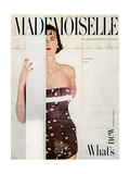 Mademoiselle Cover - January 1951