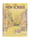 The New Yorker Cover - June 7  1982