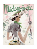 Mademoiselle Cover - July 1936