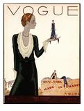 Vogue Cover - April 1930