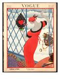 Vogue Cover - December 1921
