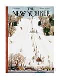 The New Yorker Cover - February 3  1951
