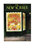 The New Yorker Cover - February 14  1953