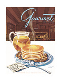 Gourmet Cover - November 1944
