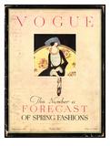 Vogue Cover - February 1919