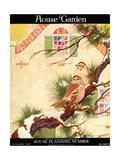 House & Garden Cover - November 1916