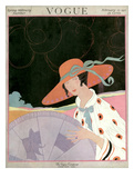 Vogue Cover - February 1917