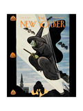 New Yorker Cover - October 31  1942