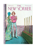 The New Yorker Cover - June 16  1975