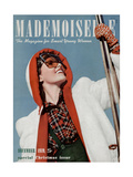 Mademoiselle Cover - December 1939