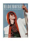 Mademoiselle Cover - December 1939