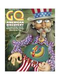 GQ Cover - February 1971