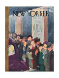 The New Yorker Cover - January 21  1939