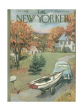 The New Yorker Cover - October 11  1958