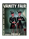 Vanity Fair Cover - April 1932