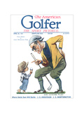 The American Golfer April 23  1921