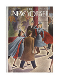 The New Yorker Cover - January 31  1942