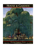 House &amp; Garden Cover - August 1930