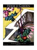 House & Garden Cover - June 1925