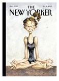 The New Yorker Cover - December 8  2003